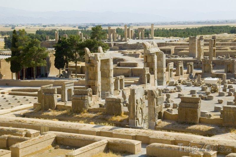 Fotka, Foto Starověké město Persepolis (Írán)