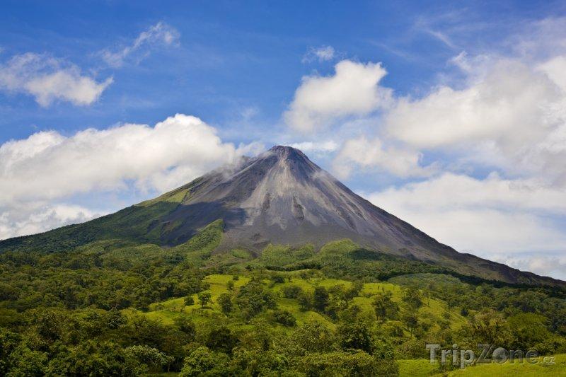 Fotka, Foto Stratovulkán Arenal (Kostarika)