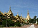 Šweitigoumská pagoda v Rangúnu