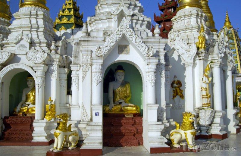 Fotka, Foto Šweitigoumská pagoda (Barma)