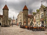 Tallinn, stará část města