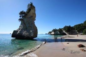 Te Whanganui-A-Hei u poloostrova Coromandel