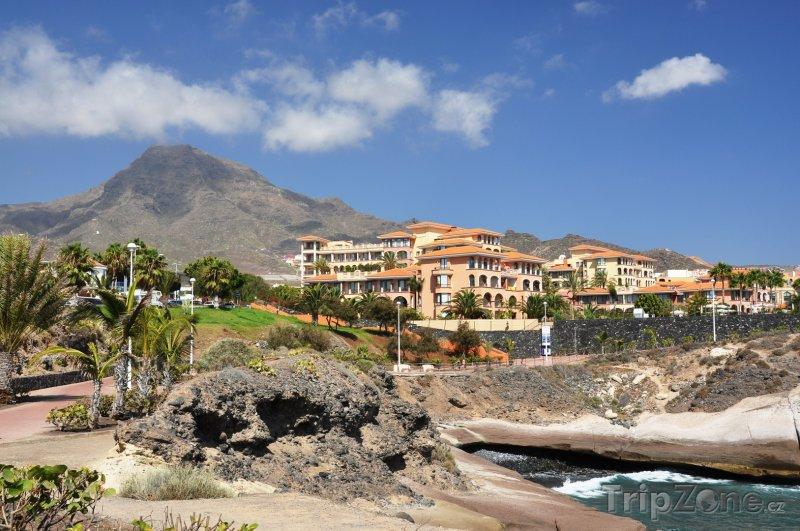 Fotka, Foto Tenerife, obec Adeje (Španělsko)