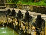 Termální prameny na Bali