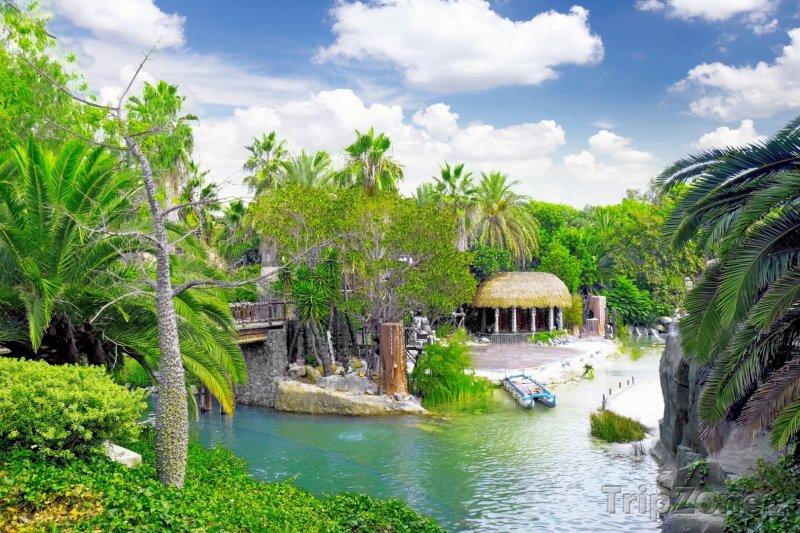 Fotka, Foto Tropická laguna (Francouzská Polynésie)