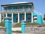 Typický dům na Bermudách