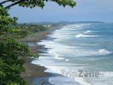 Vlny na pobřeží
