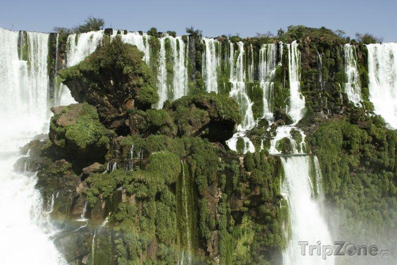 Fotka, Foto Vodopády Iguazu (Argentina)