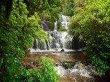 Vodopády na řece Purakaunui