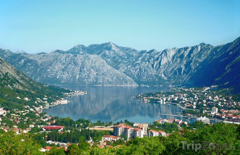 Fotka, Foto Záliv Boka Kotorska (Černá Hora)