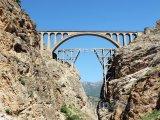Železniční most Veresk