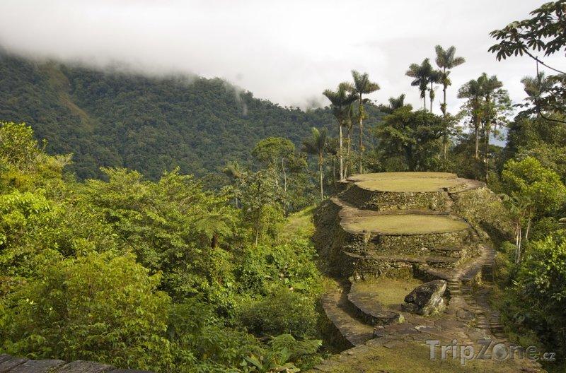 Fotka, Foto Ztracené město (Kolumbie)