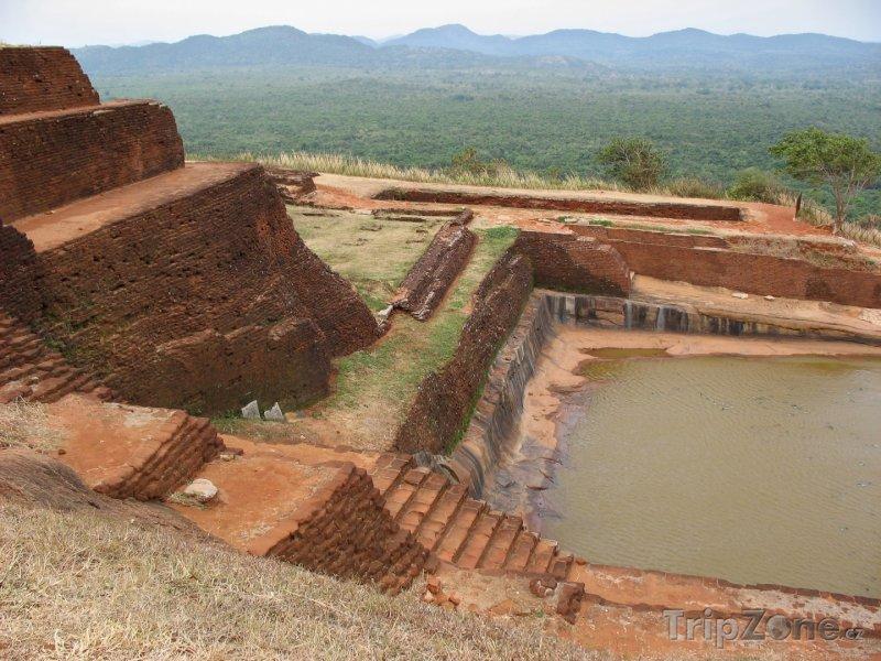 Fotka, Foto Archeologické naleziště Sigiriya (Srí Lanka)