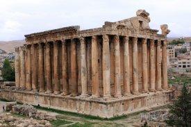 Baalbek, Bakchův chrám