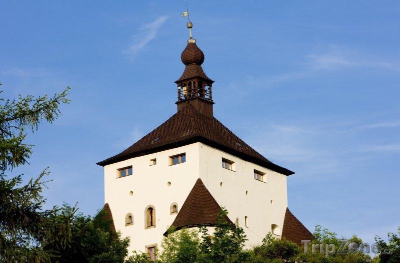Fotka, Foto Banksá Štiavnica, Věž Nového zámku (Slovensko)