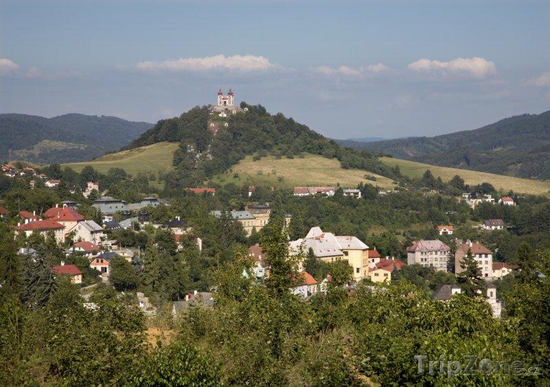 Fotka, Foto Banská Štiavnica panorama (Slovensko)