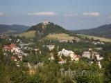 Banská Štiavnica panorama