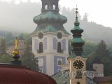 Banská Štiavnica, věž Starého zámku