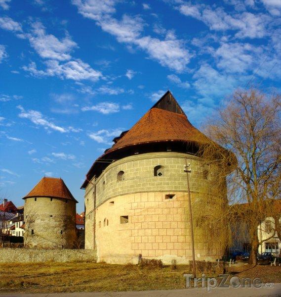 Fotka, Foto Bardejov, staré hradby (Slovensko)
