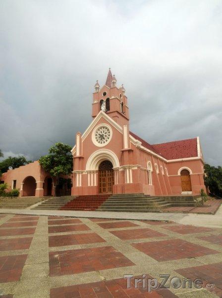 Fotka, Foto Barranquilla, katedrála (Kolumbie)