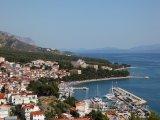 Baška Voda panorama