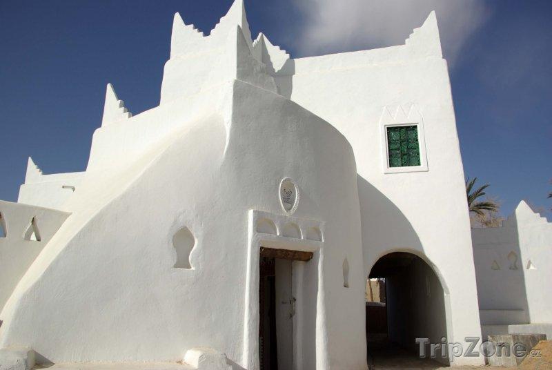 Fotka, Foto Berberský dům ve městě Ghadames (Libye)