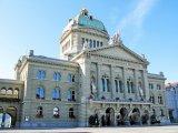 Bern, sídlo parlamentu