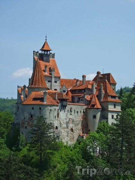 Fotka, Foto Bran, hrad Drákuly (Rumunsko)