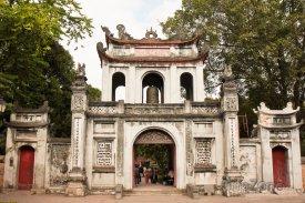 Brána do Chrámu literatury