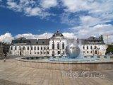 Bratislava, Grasalkovičův palác