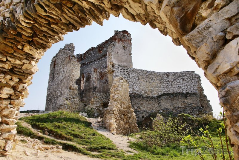 Fotka, Foto Čachtický hrad (Slovensko)