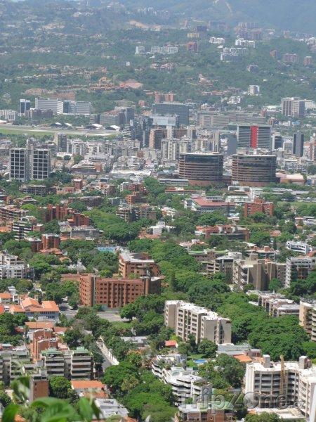 Fotka, Foto Caracas panorama (Venezuela)