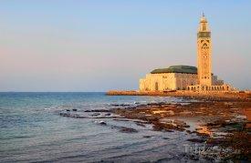 Casablanca, mešita Hasana II.