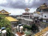 Chrám Kek Lok Si ve městě Air Itam