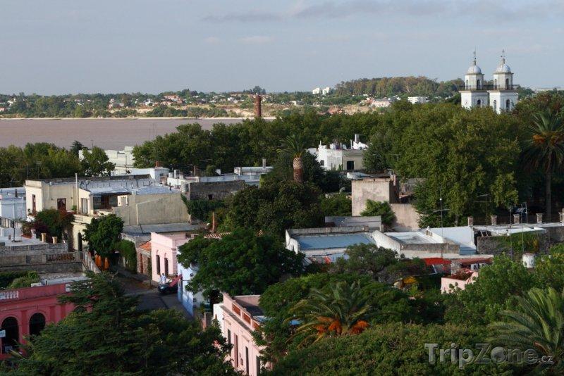 Fotka, Foto Colonia del Sacramento panorama (Uruguay)