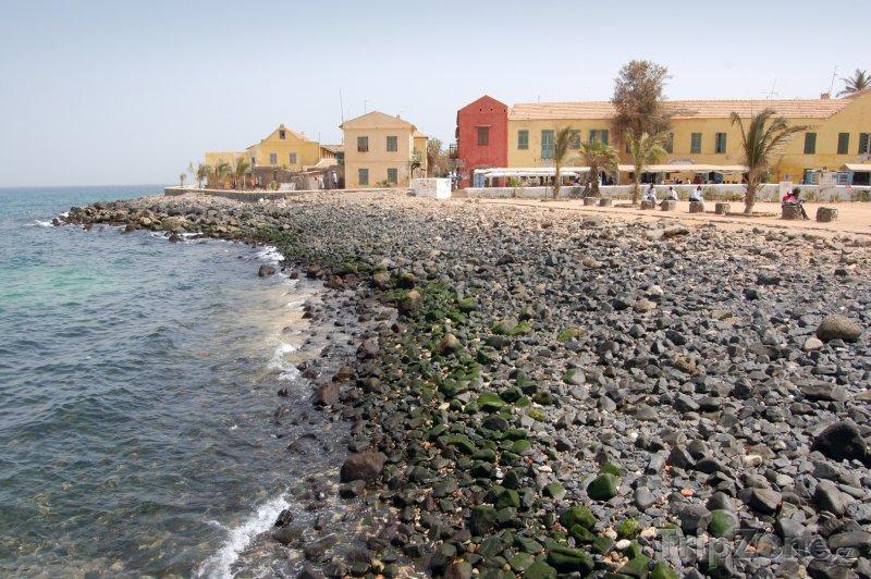 Fotka, Foto Dakar, pobřeží ostrova Goré (Senegal)