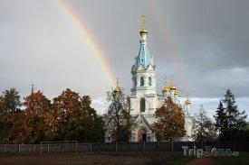 Daugavpils, Katedrála Sv. Borise a Gleba
