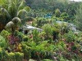 Domy na ostrově Mahé
