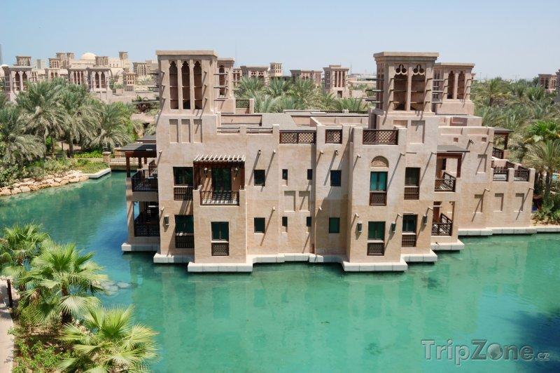 Fotka, Foto Dubaj, hotel Madinat Jumeirah (Spojené arabské emiráty)