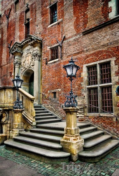 Fotka, Foto Gdaňsk, stará radnice (Polsko)