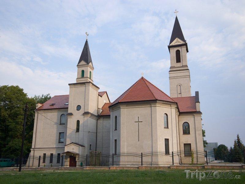 Fotka, Foto Gomel, kostel Zrození Pany Marie (Bělorusko)