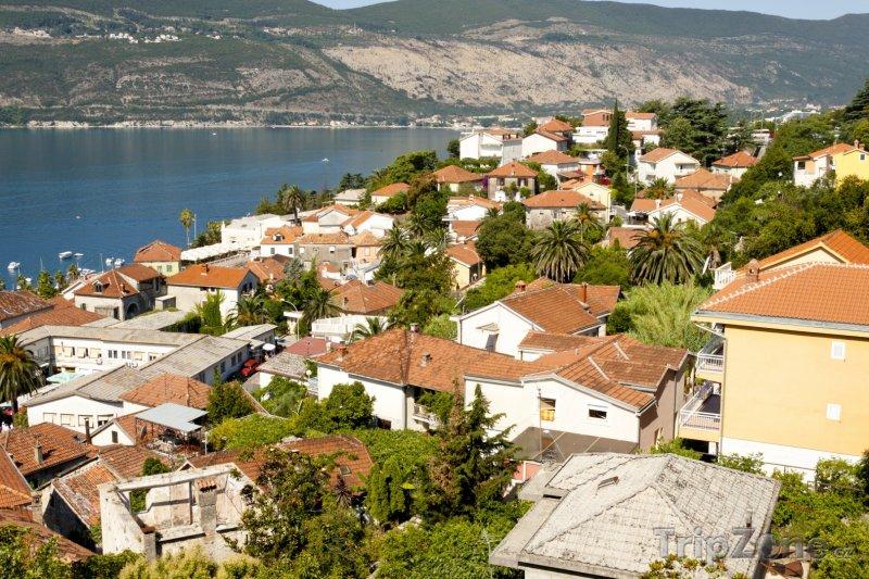 Fotka, Foto Herceg Novi panorama (Černá Hora)
