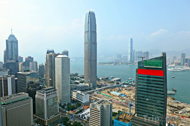 Fotka, Foto Hongkong, International Commerce Centre (Hongkong)