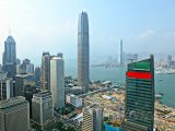 Hongkong, International Commerce Centre
