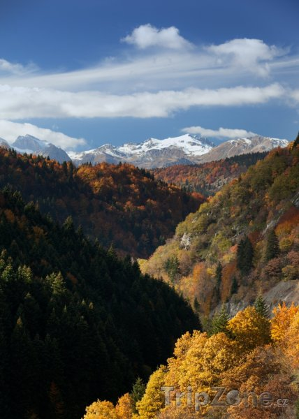 Fotka, Foto Hory v regionu Mavrovo (Makedonie)