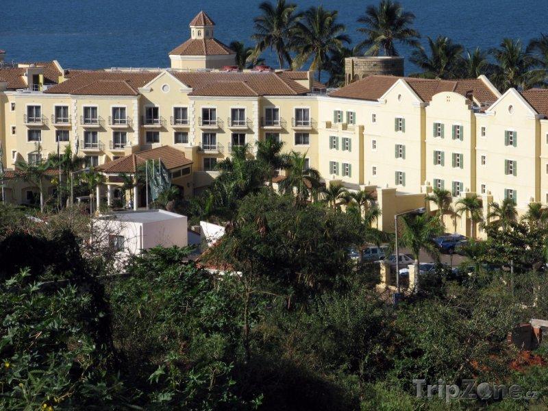 Fotka, Foto Hotel v metropoli Maputo (Mosambik)
