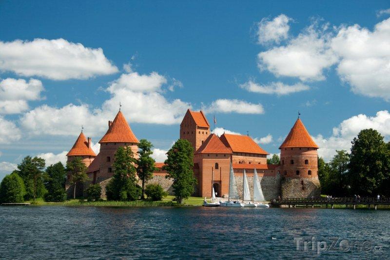 Fotka, Foto Hrad Trakai (Litva)