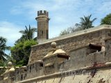 Isla de Margarita, pevnost ve městě Pampatar