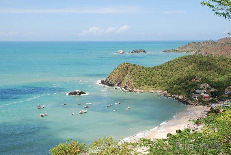 Fotka, Foto Isla de Margarita, pláž Caribe (Venezuela)