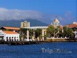 Isla de Mragarita, přístav ve městě Porlamar